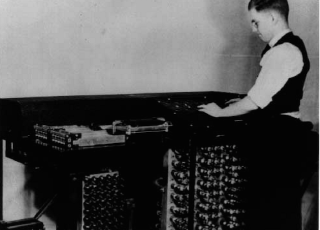 Первая электронная вычислительная машина с двоичной системой счисления. Забытый проект ABC - 12