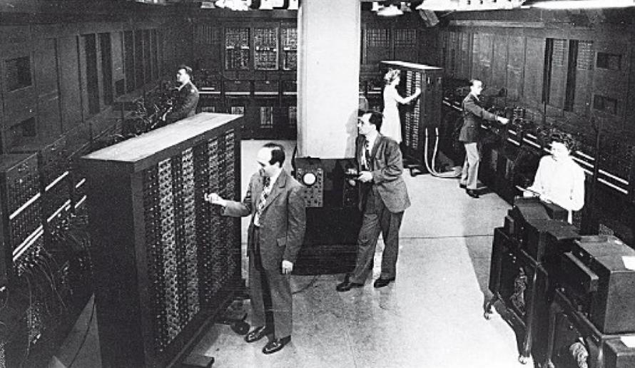 Первая электронная вычислительная машина с двоичной системой счисления. Забытый проект ABC - 14