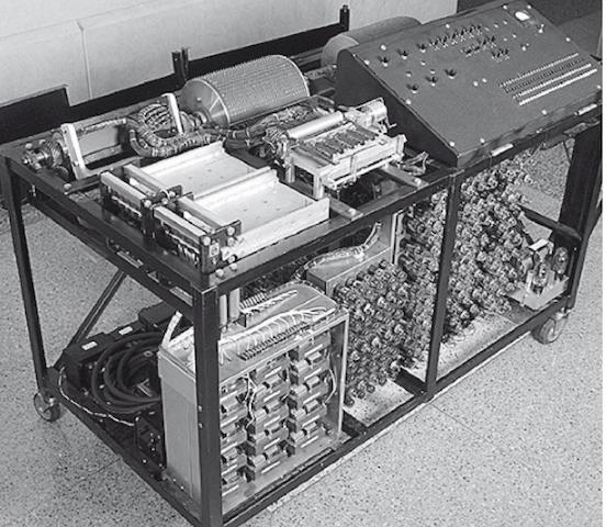 Первая электронная вычислительная машина с двоичной системой счисления. Забытый проект ABC - 15
