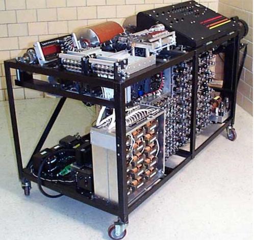 Первая электронная вычислительная машина с двоичной системой счисления. Забытый проект ABC - 1