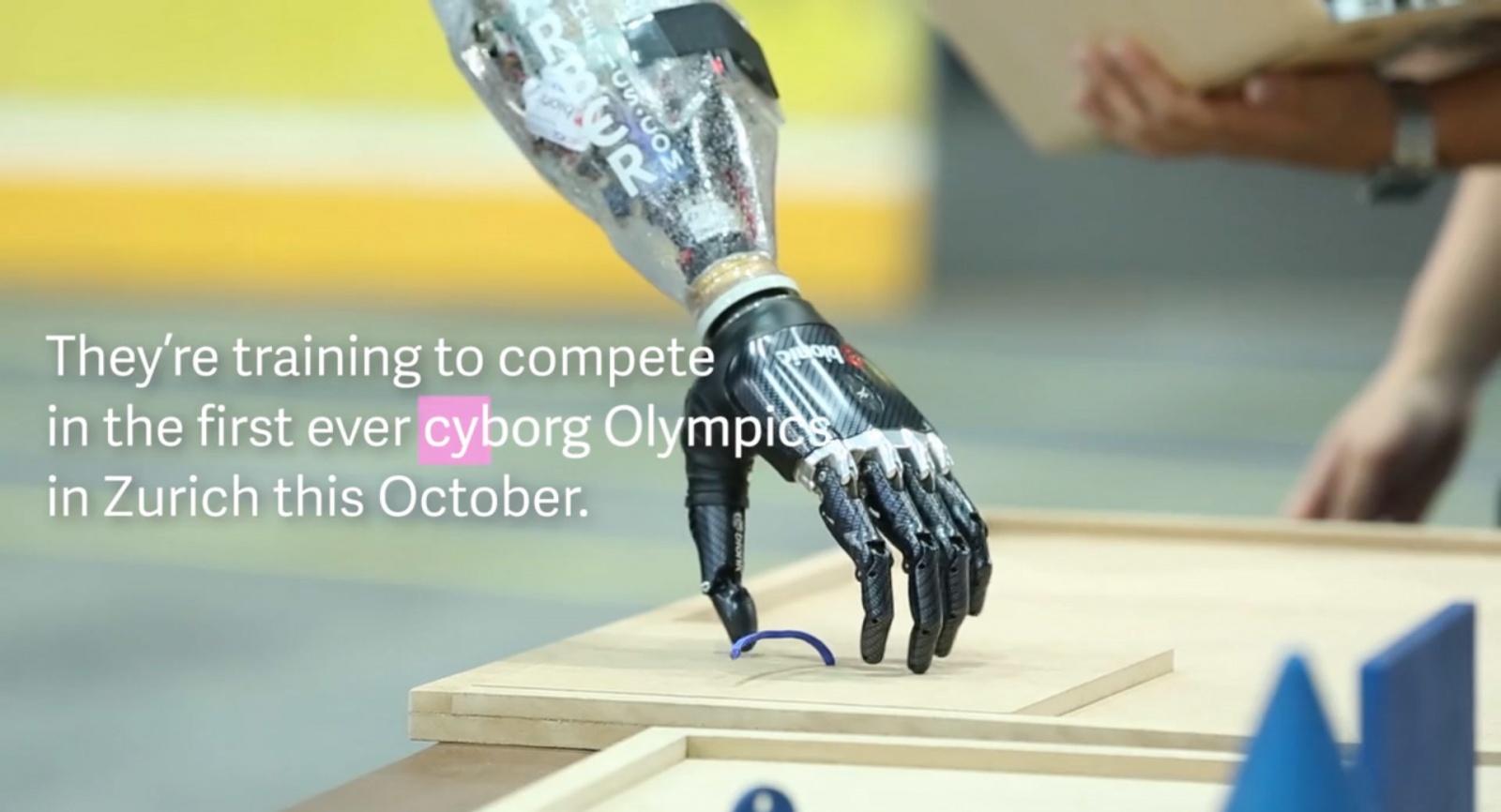 Первая Олимпиада для киборгов пройдёт в октябре в Швейцарии - 3