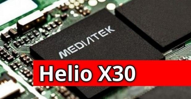 Первые смартфоны с Helio X30 появятся в начале 2017