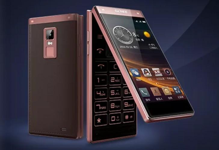 Смартфон Gionee W909 стоит 550 евро