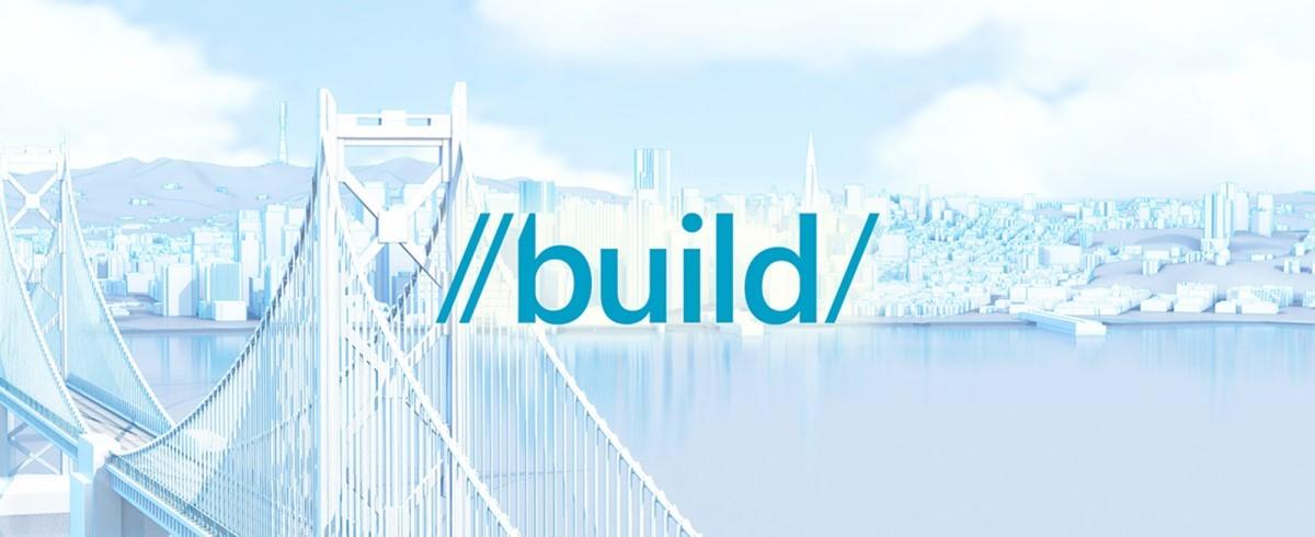 Текстовая трансляция конференции Build 2016 - 1