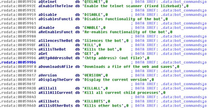 Злоумышленники используют бот Linux-Remaiten для компрометации embedded-устройств, часть 1 - 13