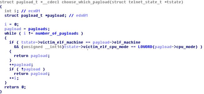 Злоумышленники используют бот Linux-Remaiten для компрометации embedded-устройств, часть 1 - 19