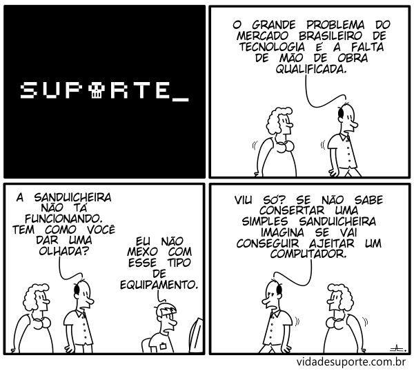 8 фактов о бразильском ИТ и интернет-рынке от местного - 12