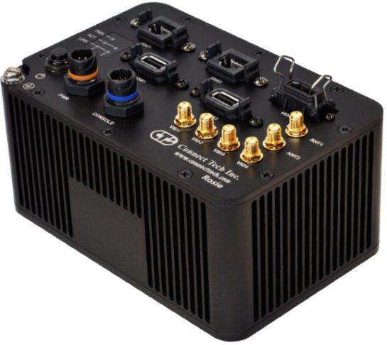 Connect Tech ESG501- супернадежный мини-ПК