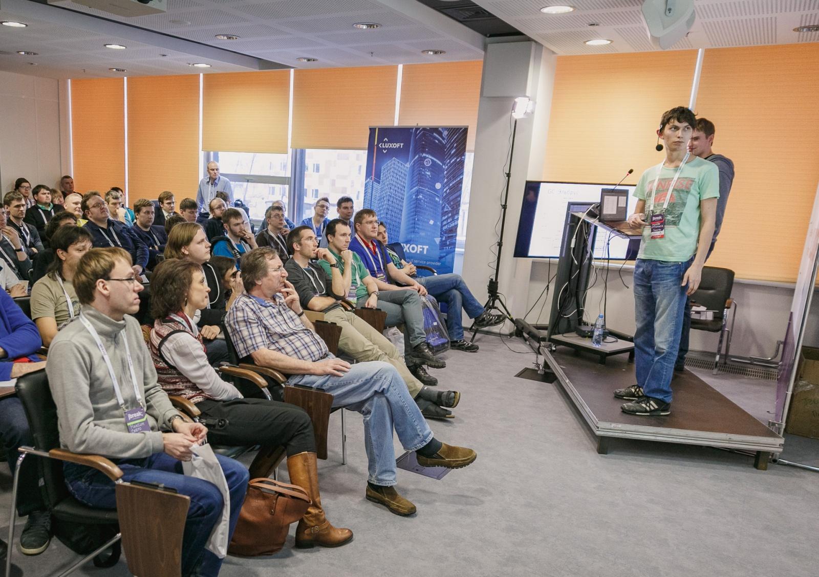 Java-конференция JBreak: Покорение Сибири - 8