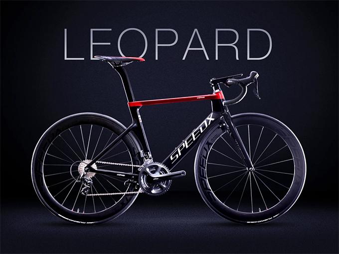 Leopard: умный велик с карбоновой рамой за $1300 - 2