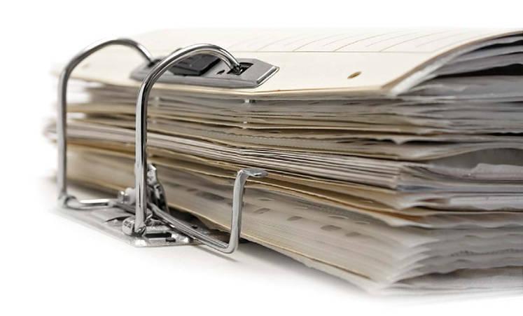 Автоматизация оформления документации - 1