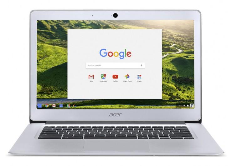 Мобильный компьютер Acer Chromebook 14 стоит $300