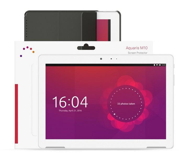Планшет BQ Aquaris M10 Ubuntu Edition оказался несколько дороже, чем ожидалось