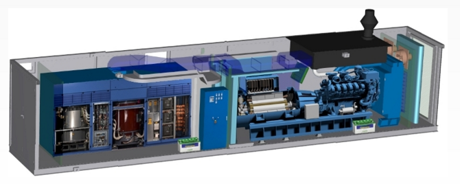 Новинка на рынке электрооборудования для серверных ферм. Источники бесперебойного питания с двойным преобразованием - 2