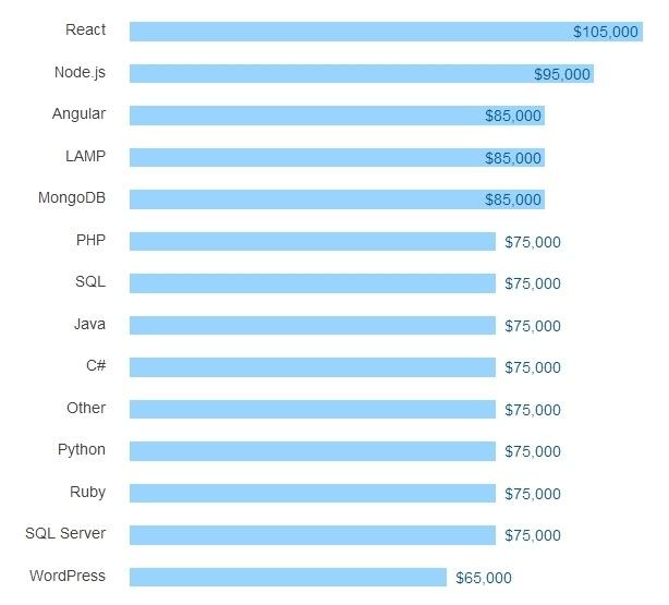 Результаты большого опроса среди разработчиков всех стран за 2016 год - 28