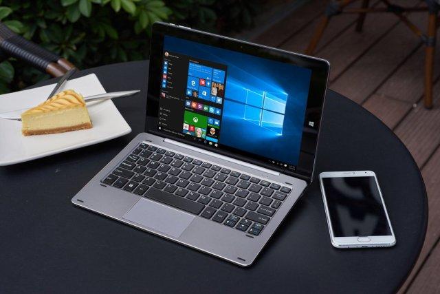Видео-обзор нового планшета Chuwi HiBook от AliExpress - 1