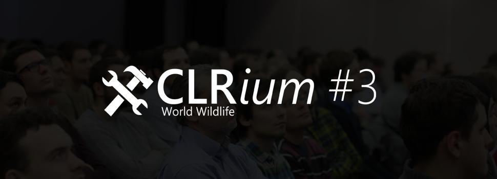 CLRium #3: Семинар по технологиям .NET - 1