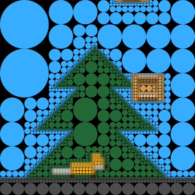 Quad-tree визуализация в реальном времени на Shader Model 2.0 - 5