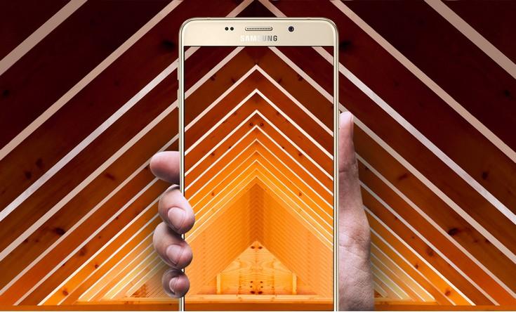 Samsung представила смартфон Galaxy A9 Pro