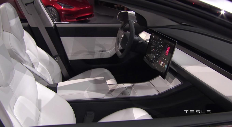 Tesla Model 3 официально представлена. Илон Маск говорит о 115 тысячах предзаказов - 5