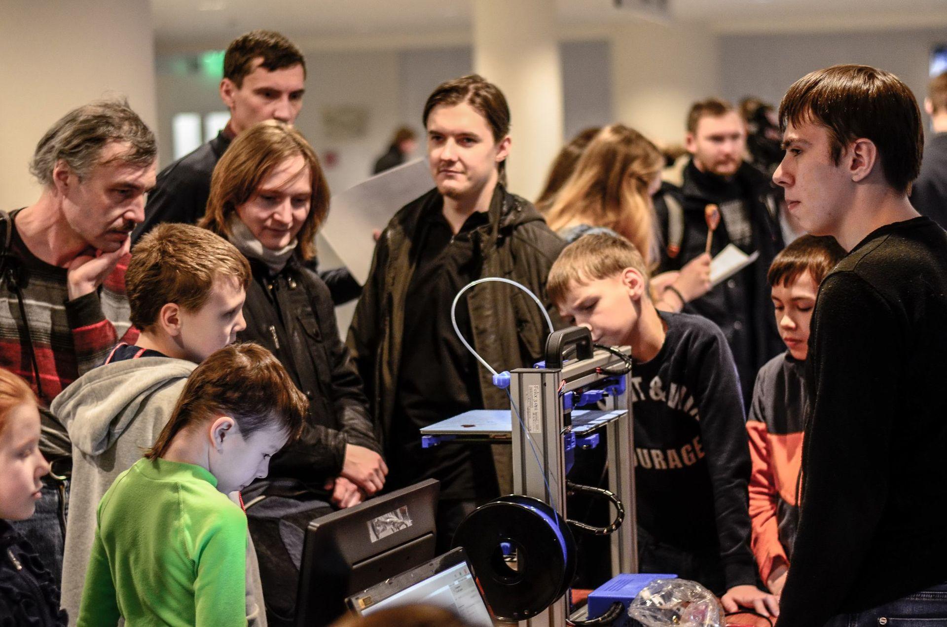 Фестиваль Город Технотворчества 2016, или как привлечь детей к технике - 14