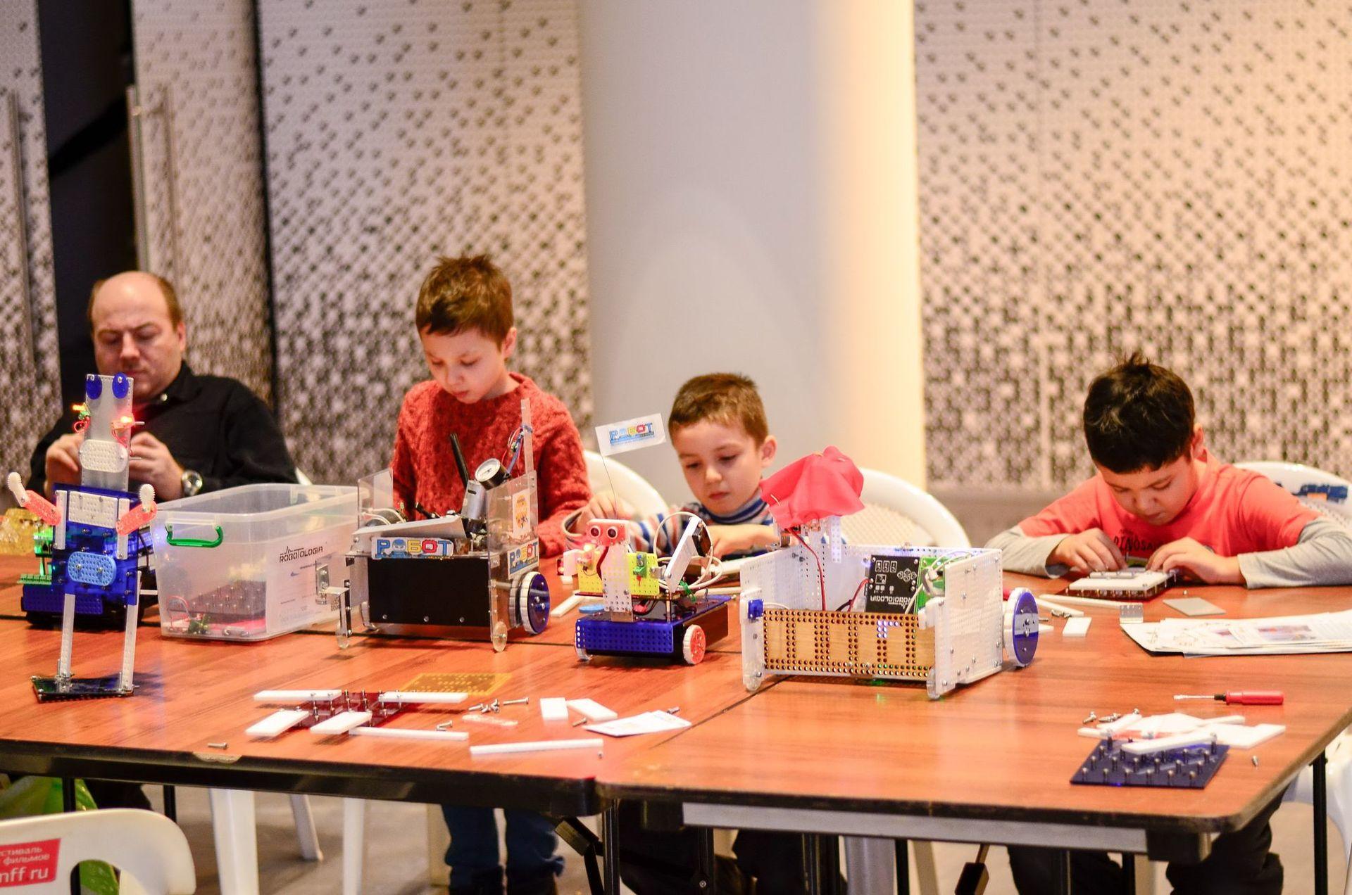 Фестиваль Город Технотворчества 2016, или как привлечь детей к технике - 21