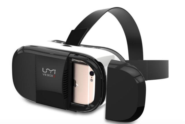 Гарнитура виртуальной реальности UMi VR Box 3 доступна за £12