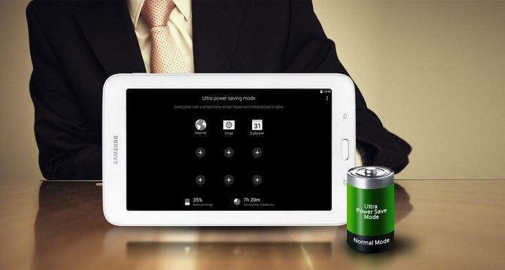 Новый планшет Samsung Tab E Lite получил 1 ГБ ОЗУ