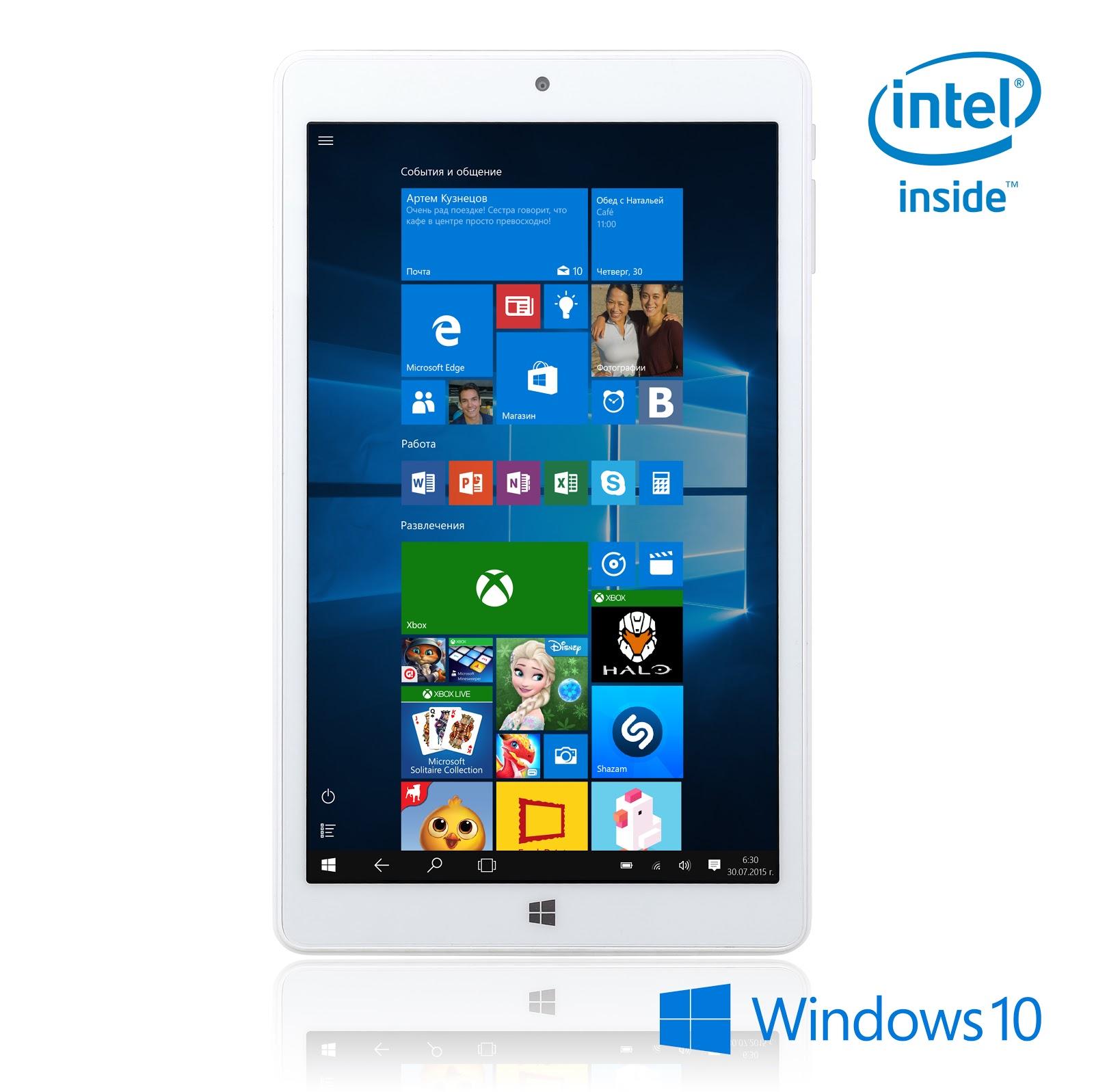 Обзор bb-mobile Techno W8.0 3G (Q800AY): бюджетный 8-дюймовый планшет на Windows 10 с 3G-модемом - 4