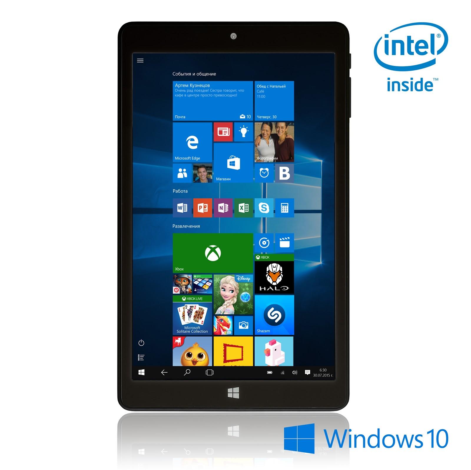 Обзор bb-mobile Techno W8.0 3G (Q800AY): бюджетный 8-дюймовый планшет на Windows 10 с 3G-модемом - 1
