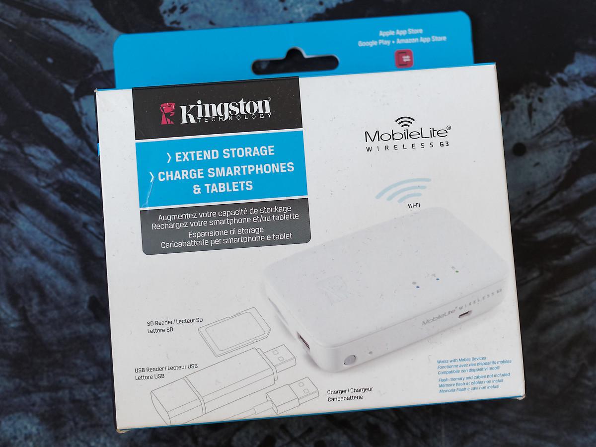Обзор беспроводного картридера Kingston MobileLite Wireless G3 - 2