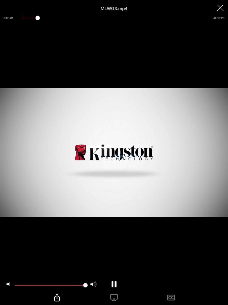 Обзор беспроводного картридера Kingston MobileLite Wireless G3 - 21