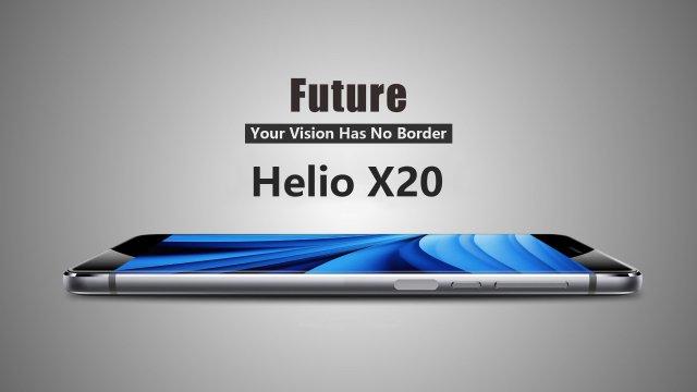 Смартфон Ulefone Future будет доступен в версии с однокристальной системой Helio X20