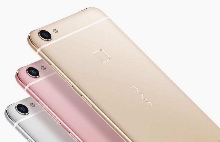 Смартфоны vivo X6S и X6S Plus получили SoC Snapdragon 652