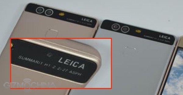 Huawei подтвердила, что над камерой смартфона Huawei P9 трудились специалисты Leica