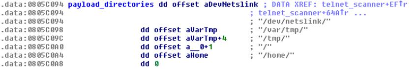 Злоумышленники используют бот Linux-Remaiten для компрометации embedded-устройств, часть 2 - 4
