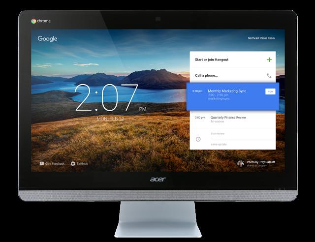 24-дюймовый моноблок Acer Chromebase доступен по цене $799
