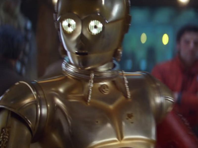 IBM Watson проанализировал персонажей «Звездных войн», охарактеризовав основных героев - 3