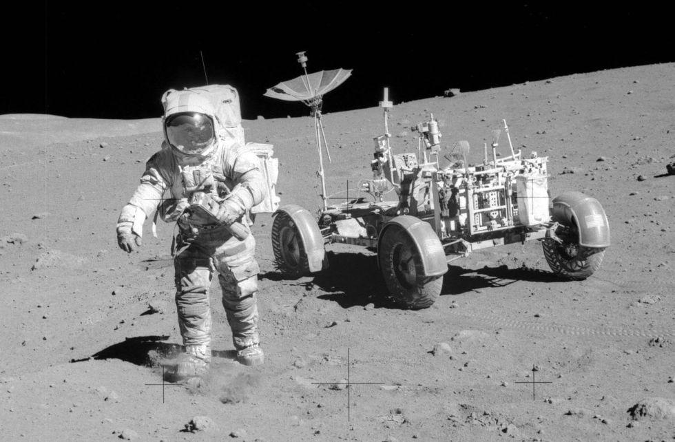 Первый телеобъектив, использовавшийся для съемок на Луне, выставлен на аукционе - 1