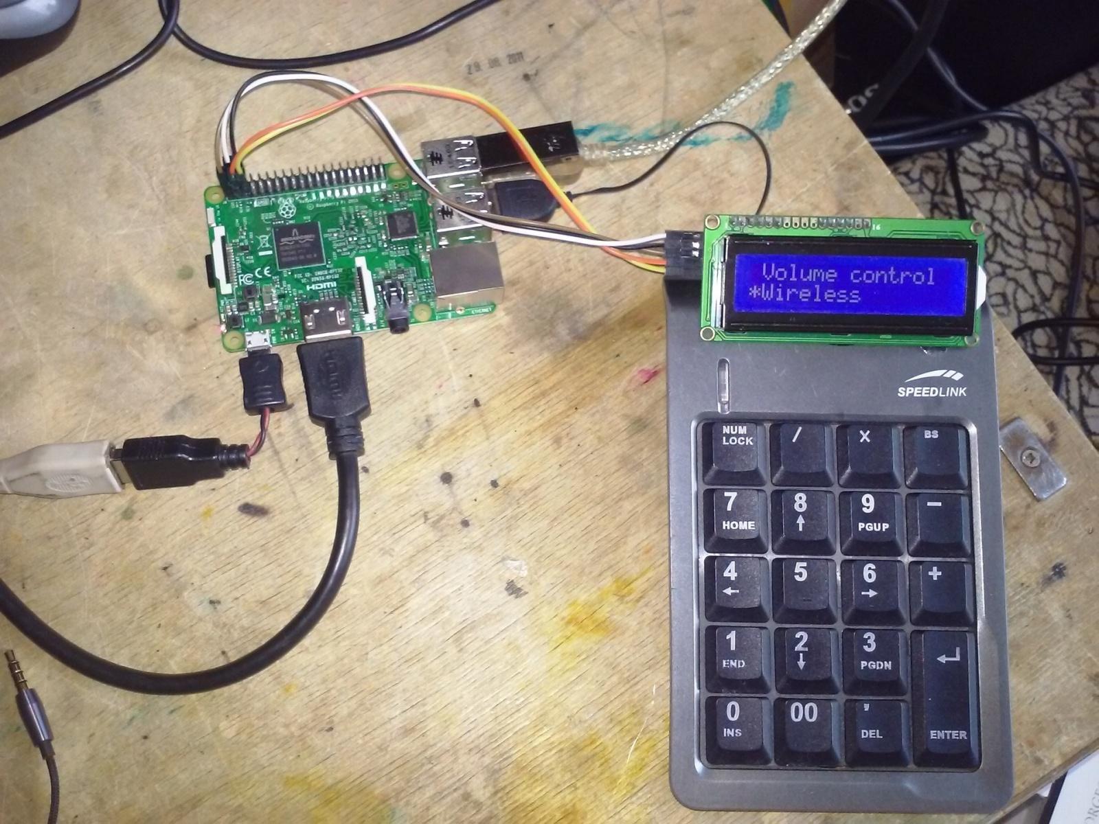pyLCI — внешний интерфейс для Raspberry Pi и других Linux-устройств - 1