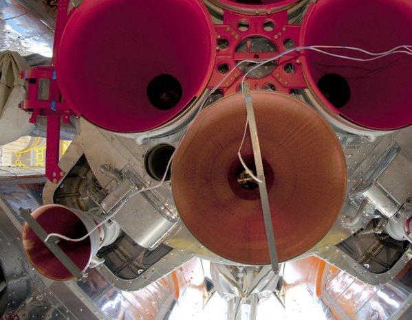 32 березовые палки или системы зажигания ракетного двигателя - 3