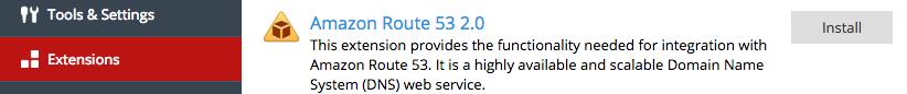 Брэндированный DNS или white labeling на Amazon Route 53 - 3
