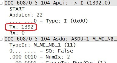 Как я писал библиотеку под МЭК 870-5-104 на Arduino при помощи Wireshark - 16