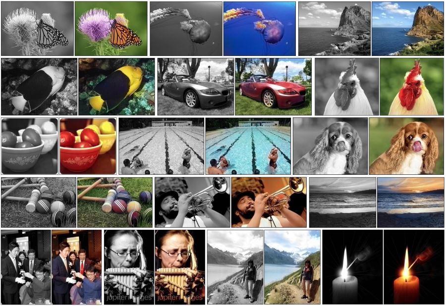 Нейронные сети научились окрашивать черно-белые фото - 3