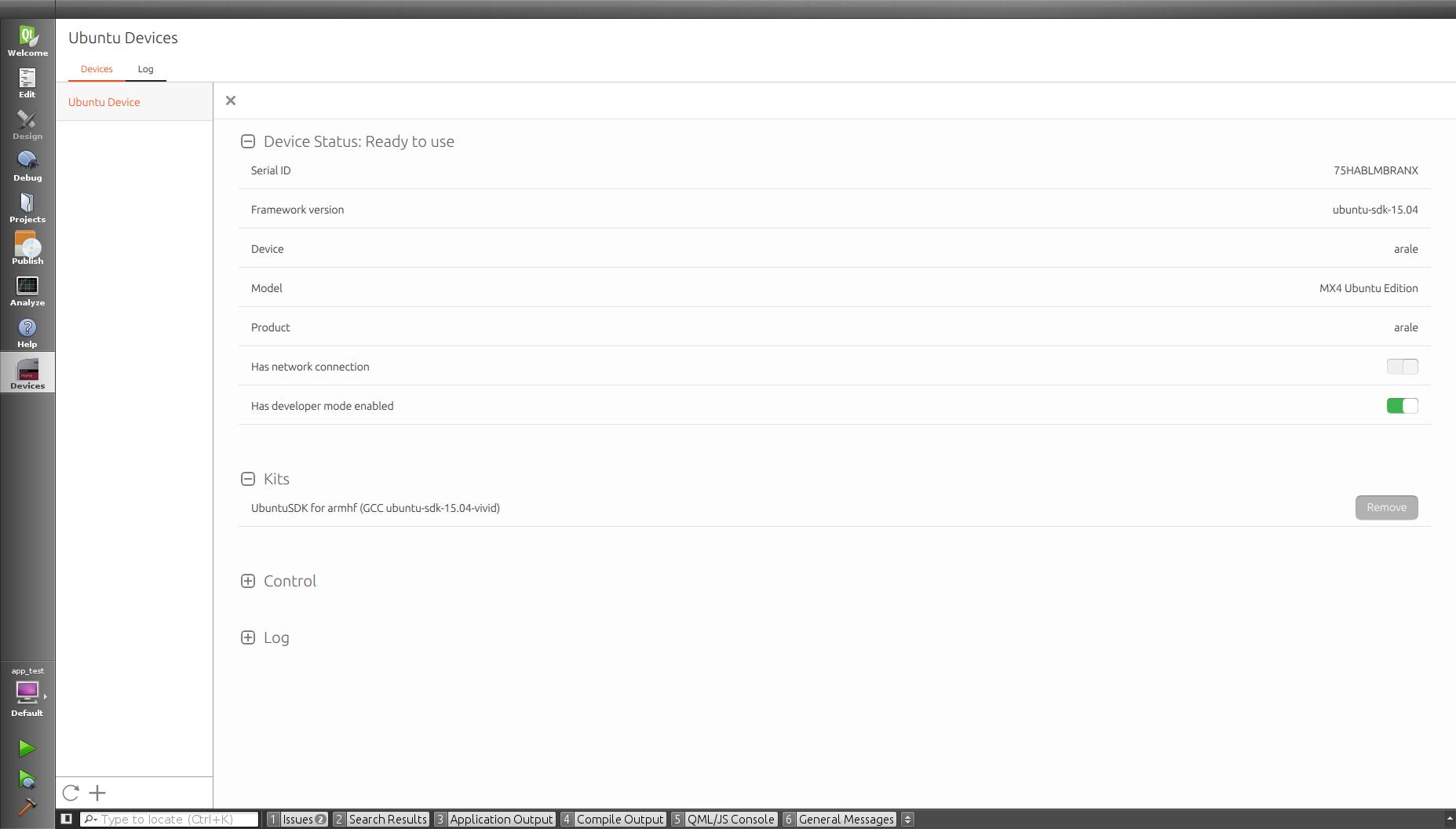 Некоторые особенности разработки под Ubuntu Touch - 3