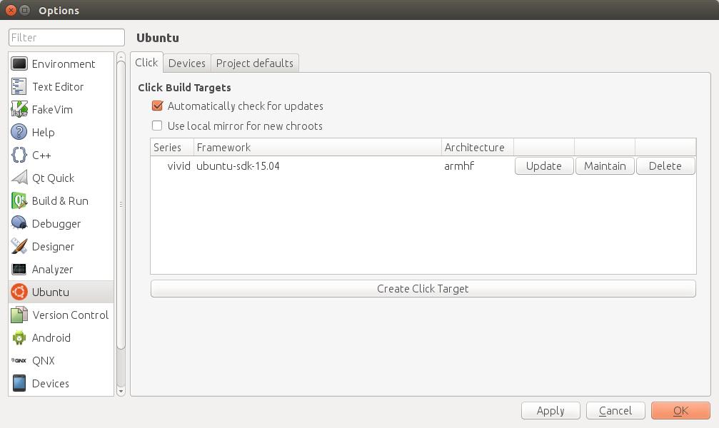 Некоторые особенности разработки под Ubuntu Touch - 4