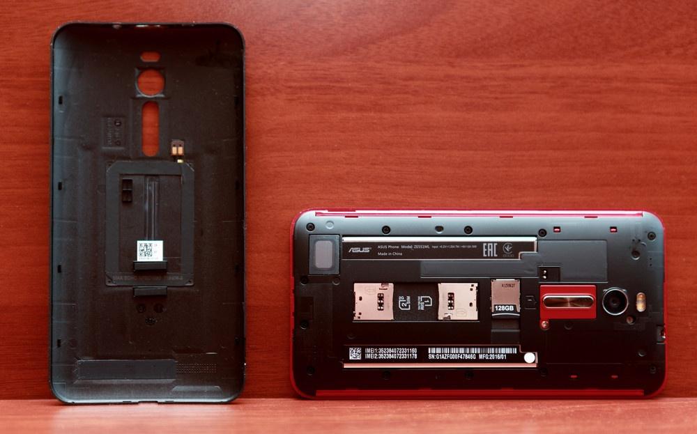 Обзор смартфона ASUS ZenFone 2 Deluxe Special Edition - 20